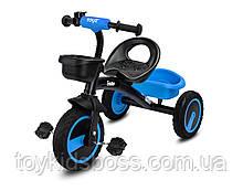 Дитячий велосипед Caretero (Toyz) Embo Blue