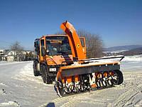 Снегоочиститель фрезернороторный KOVACO 94223
