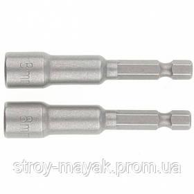 Адаптер для саморезов и болтов d = 8 мм L = 65 мм MTX Отличное качество!