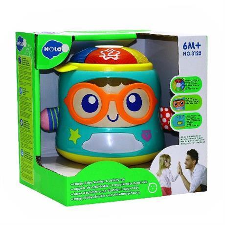 Игрушка музыкальная  Счастливый малыш Hola Toys