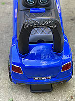 Каталка толокар Красная -  Машинка Толокар для мальчика, фото 2