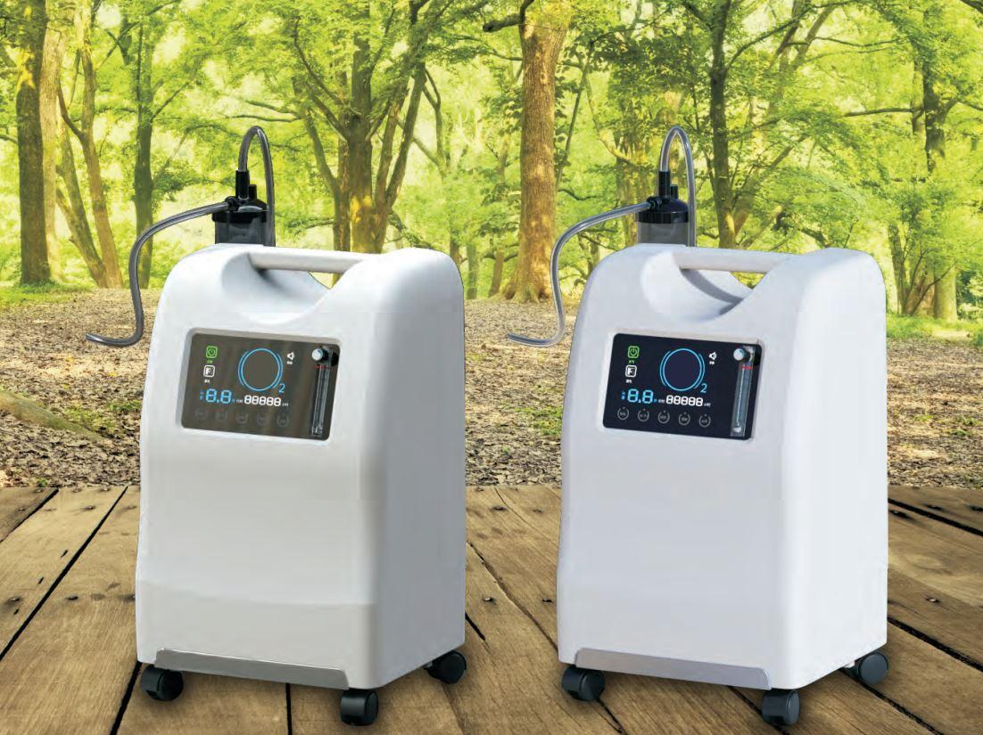 Концентратор кислорода – медицинское оборудование европейского качества