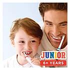 Електрична зубна щітка дитяча Oral B Junior 6+ Star Wars, фото 5