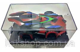 Антигравитационная машинка Wall Racer Climber MX-08 (box) ездит по стенам и потолку, фото 2