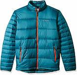 Мужская куртка Columbia Men's Frost-Fighter Puffer Jacket, Blue Heron Hot, Pepper размер XL, фото 2