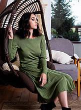 К-т(кофта+спідниця) жін. TopHat 20791/20794, S зелений