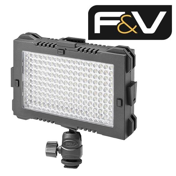 Накамерный видео свет F&V Z180S UltraColor Bi-Color LED Video Light (11812315)