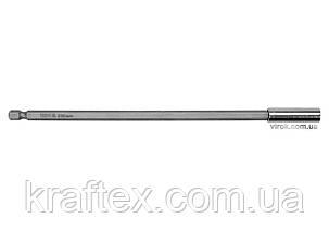 """Магнитный держатель для отверточных насадок YATO 1/4"""" 200 мм YT-04682, фото 2"""