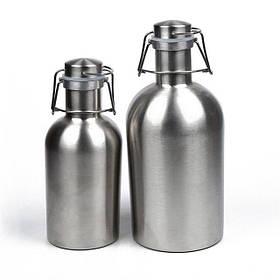 Фляги для пива и газированных напитков