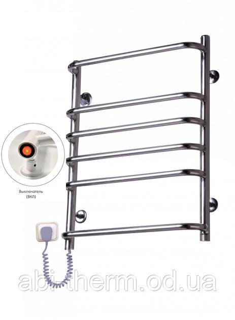 Полотенцесушитель Стандарт-6 640x480 (ліве підключення)