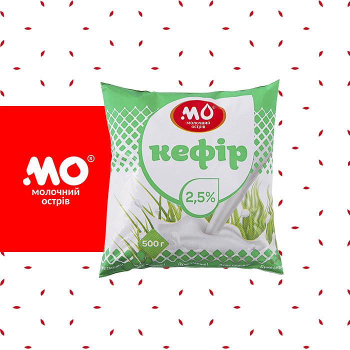 Кефір 2,5% від Малороганський молочний завод