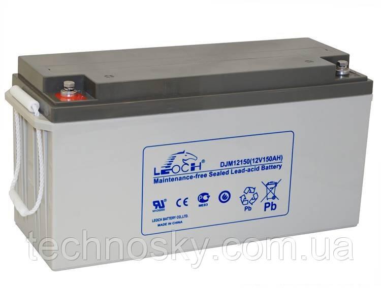 Аккумулятор мультигелевый AGM LEOCH DJM12150