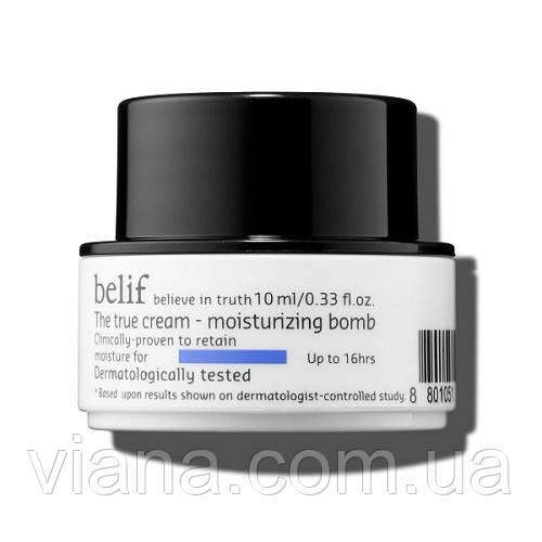 Увлажняющий крем для сухой кожи Belif The True Cream Moisturizing Bomb