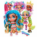 """Игрушка кукла-загадка Hairdorables Dolls серия - """"Яркие вечеринки"""", фото 4"""