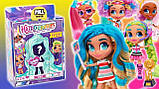 """Игрушка кукла-загадка Hairdorables Dolls серия - """"Яркие вечеринки"""", фото 5"""