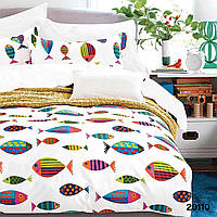 Комплект постельного белья Вилюта ранфорс подростковый (50*70) 20110