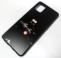 Чохол для Samsung Galaxy Note10 Lite N770F PET matte print Залізна людина