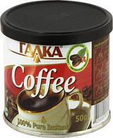 """Кофе растворимый """"Галка"""" 50г."""