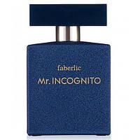 3249 Faberlic. Туалетная вода для мужчин Mr. Incognito, 50 мл. Мистер Инкогнито, Фаберлик 3249