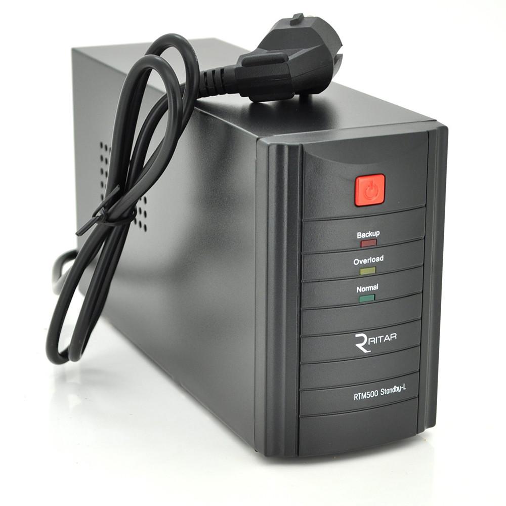 ИБП Ritar  RTM1500 (900W) Proxima-L, LED, AVR, 3st 2x 12V 9Ah