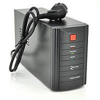 ДБЖ Ritar RTM1500 (900W) Proxima-L, LED, AVR, 3st, 3xSCHUKO socket, 2x 9Ah 12V, metal Case (350х120х190)- Q2