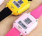 Умные детские часы Smart baby watch K22 Blue Android 6.0 4G видеочат GPS WiFi ip67, фото 5