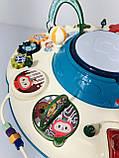 Ігровий розвиваючий Столик 1102, фото 8