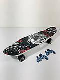 Скейт Пенні борд C 40311 Best Board, фото 6