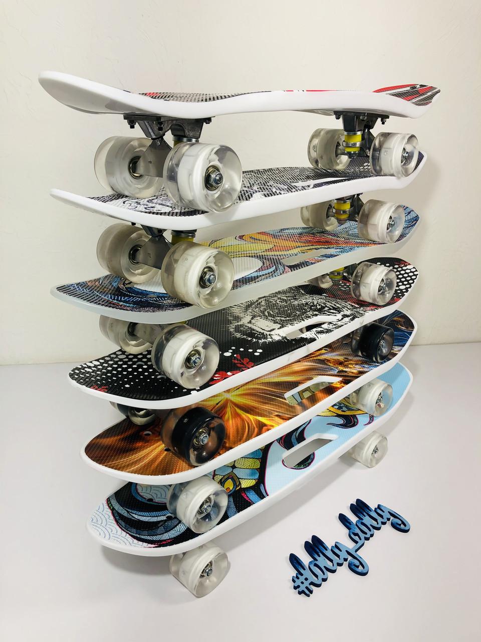 Скейт Пенні борд C 40311 Best Board