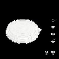 Крышка КР15 для салатника 750мл/1000мл 1уп/50шт (1ящ/300шт), фото 1