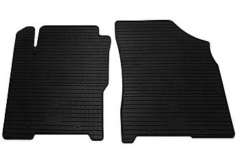 Коврики в салон резиновые передние для   ZAZ Forza 2011-2017 Stingray (2шт)
