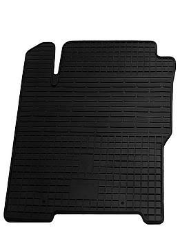 Водительский резиновый коврик для   ZAZ Forza 2011-2017 Stingray