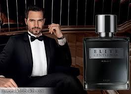 Туалетна вода Elite Gentleman in Black для Нього 75ml