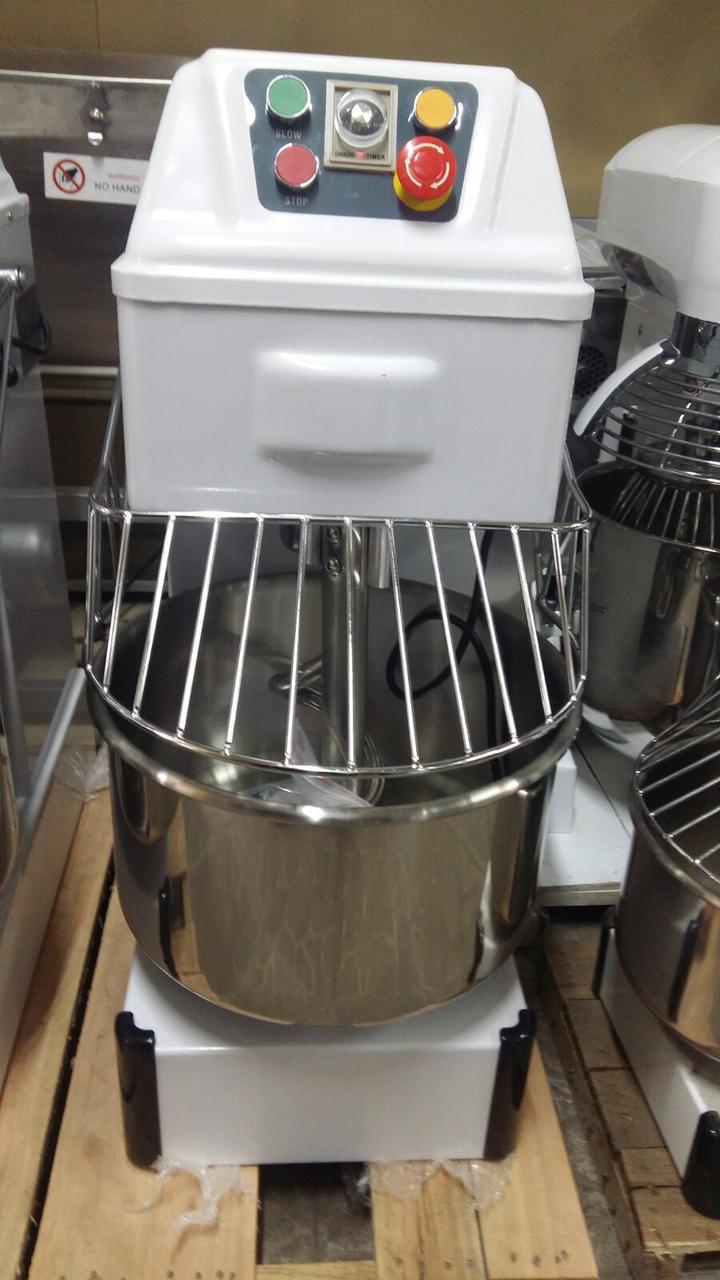 Тестомес двухскоростной 220V Vektor H20 (20 литров дежа)