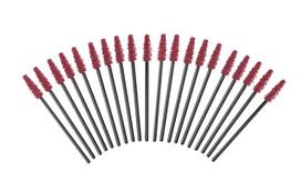 Innovator Cosmetics Щеточки для ресниц и бровей одноразовые Черные, 10 шт