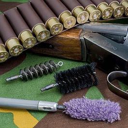 Принадлежности для чистки оружия