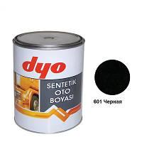 Авто эмаль алкидная DYO Чёрная 601 (1 л.)