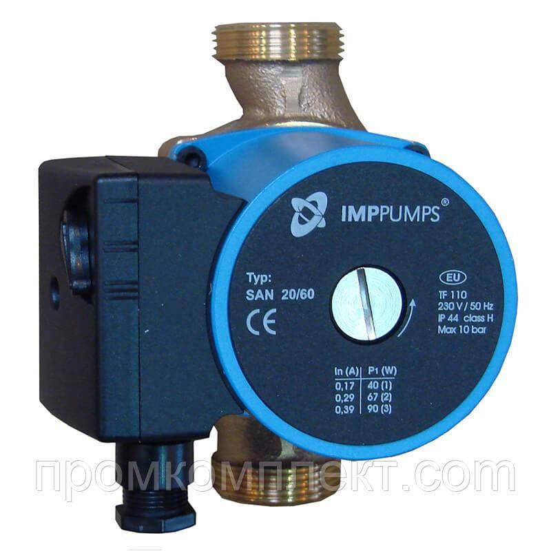 Циркуляционный насос IMP Pumps SAN 25/60-130