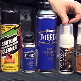 Масла та засоби для чищення зброї