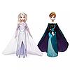 """Набор кукол королевы Анны и снежной королевы Эльзы """"Холодное сердце -2"""" Disney Store – Frozen 2 Disney Store"""