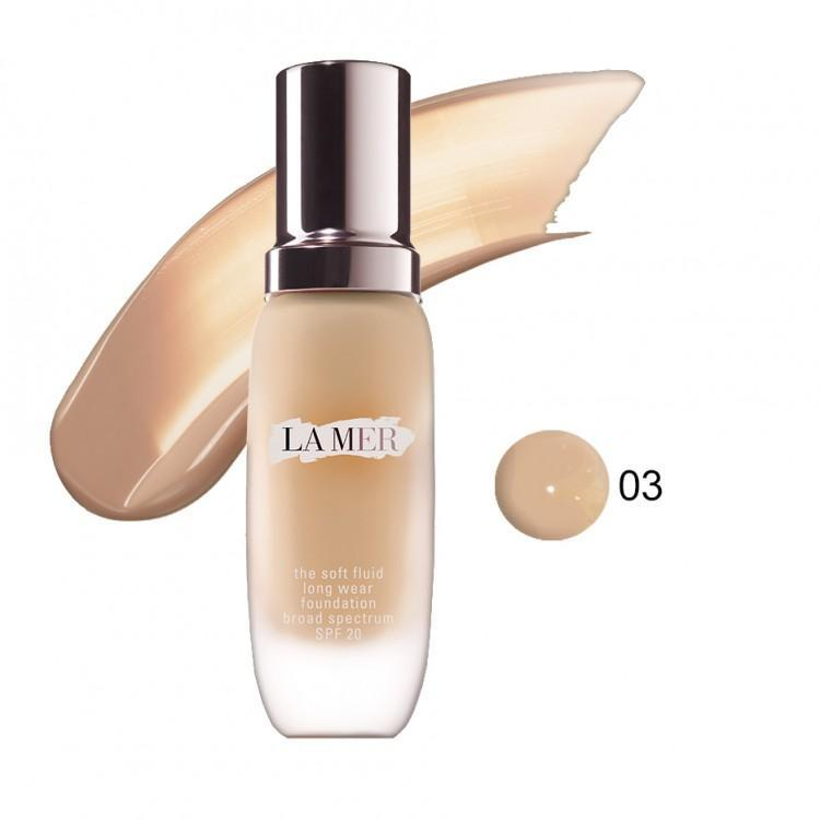 Тональный крем для лица La Mer The Soft Fluid Long Wear Foundation SPF20 Тон 03