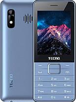 Мобильный телефон Tecno T454 Blue Гарантия 12 месяцев, фото 2