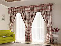 Купить шторы прованс. Пошив 150 грн/штора