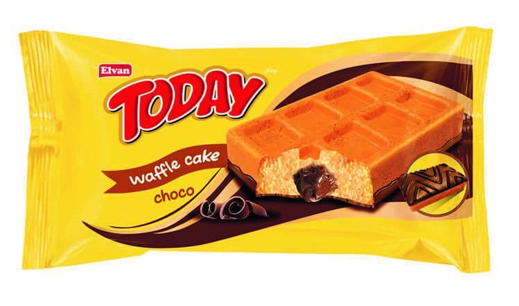 Вафли TODAY  Шоколад  50г