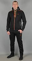 Зимний спортивный костюм MXC 5688 Чёрный