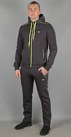 Зимовий спортивний костюм MXC 5687 Темно-сірий