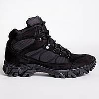 Ботинки Тактические, Зимние Торнадо Черные, фото 1