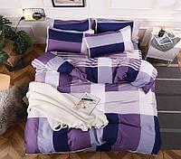 Двуспальное постельное белье сатин люкс S447 ТМ TAG