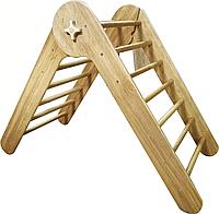Треугольник Пиклера. Детская лесенка. Детский спортивный уголок. 75 см от 6 месяцев