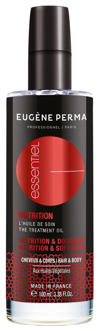 Масло питательное для волос Eugene Perma Essentiel Nutrition The Treatment Oil 100 мл